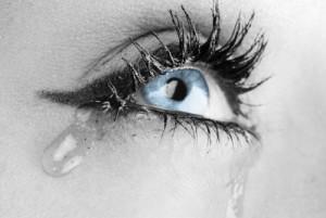 Untersuchung der Tränen